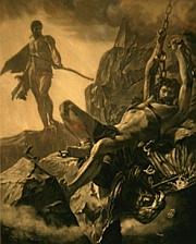 Héraklés a Prométheus