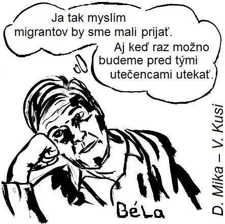 Drahoslav Mika, Viliam Kusi, Béla Bugár