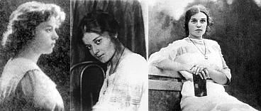 Avgusta Leonidovna Miklaševskaja /Августа Леони́довна Леони́довна Миклашевская